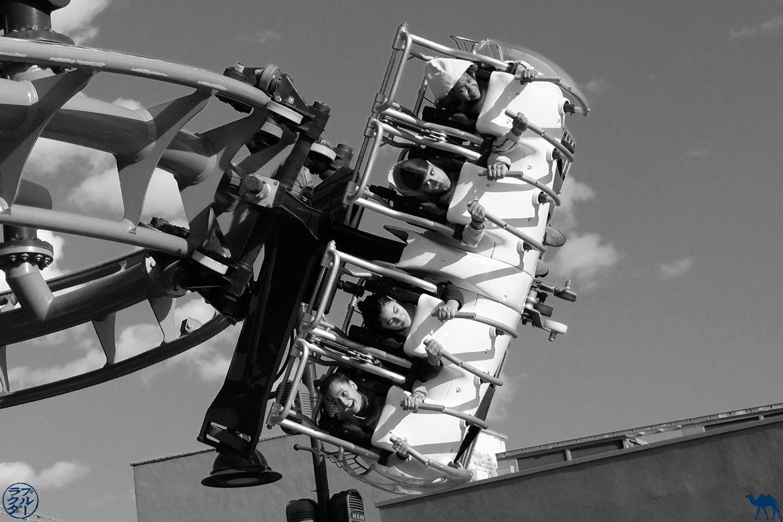 Le Chameau Bleu - Blog Voyage New York - Clients de Luna Park