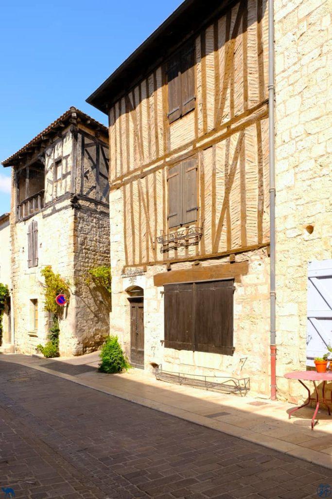 Le Chameau Bleu - Blog Voyage et Gastronomie - Architecture à Lauzerte - Tarn Et Garonne