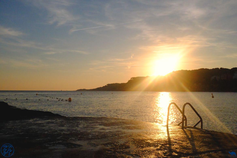 Le Chameau Bleu - Blog Voyage Méditerranée France -La plage de Portissol