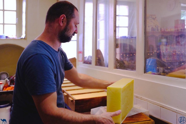 Le Chameau Bleu - Blog Voyage Lot Et Garonne - Fabrication Savon Monflanquin