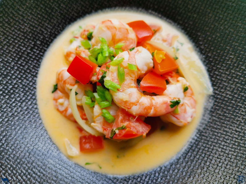 Le Chameau Bleu - Blog Cuisine et Voyage - Recette du Moqueca de Camarao