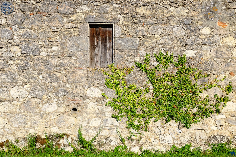 Le Chameau Bleu - Blog Voyage à Vélo dans le Lot et Garonne - Mur de Serignac sur Garonne
