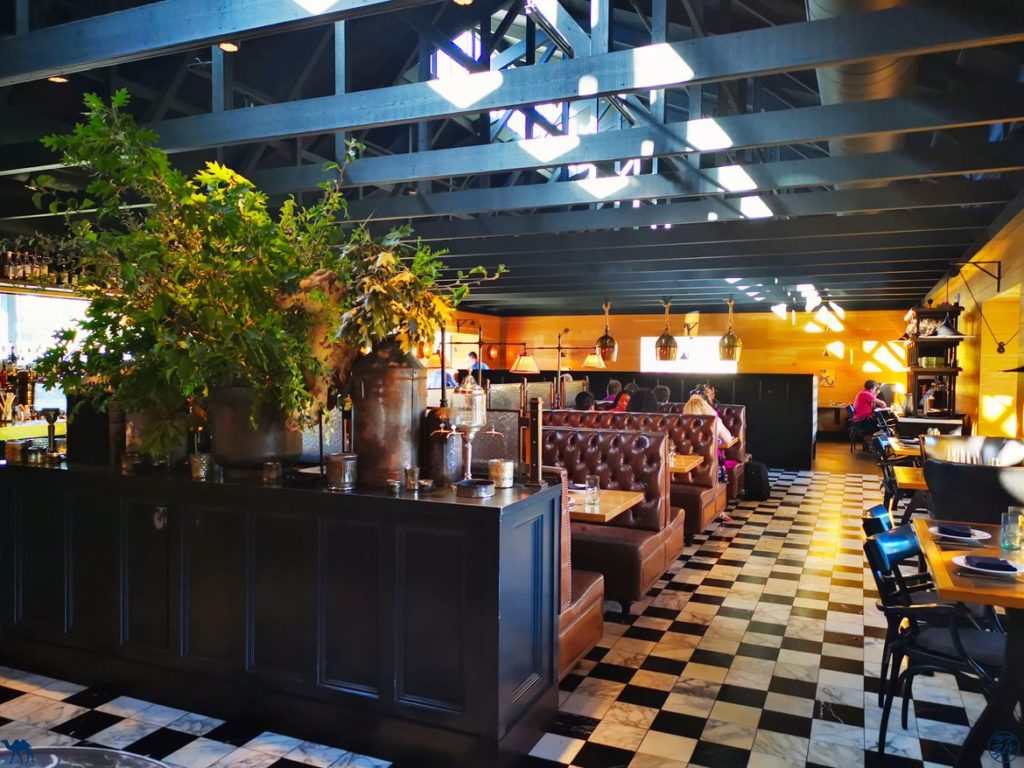 Le Chameau Bleu - Blog Voyage Napa Valley - Restaurant Brasswood