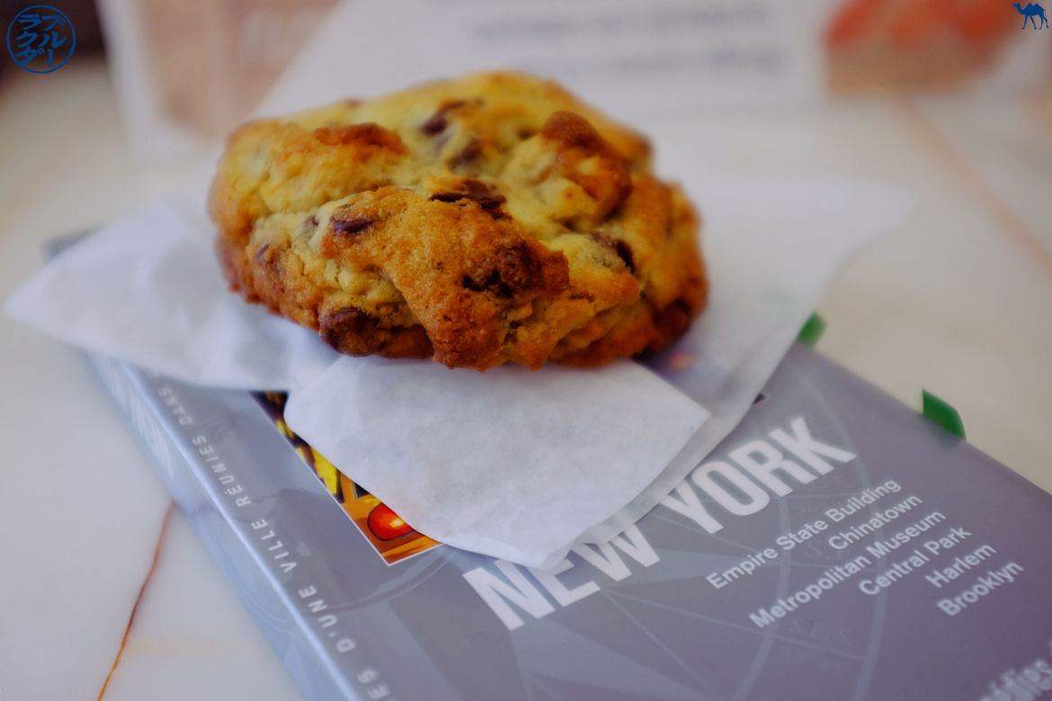 Blog Voyage New York City Le Chameau Bleu - Voyage à New York - sélection de boutique de cookies à New York