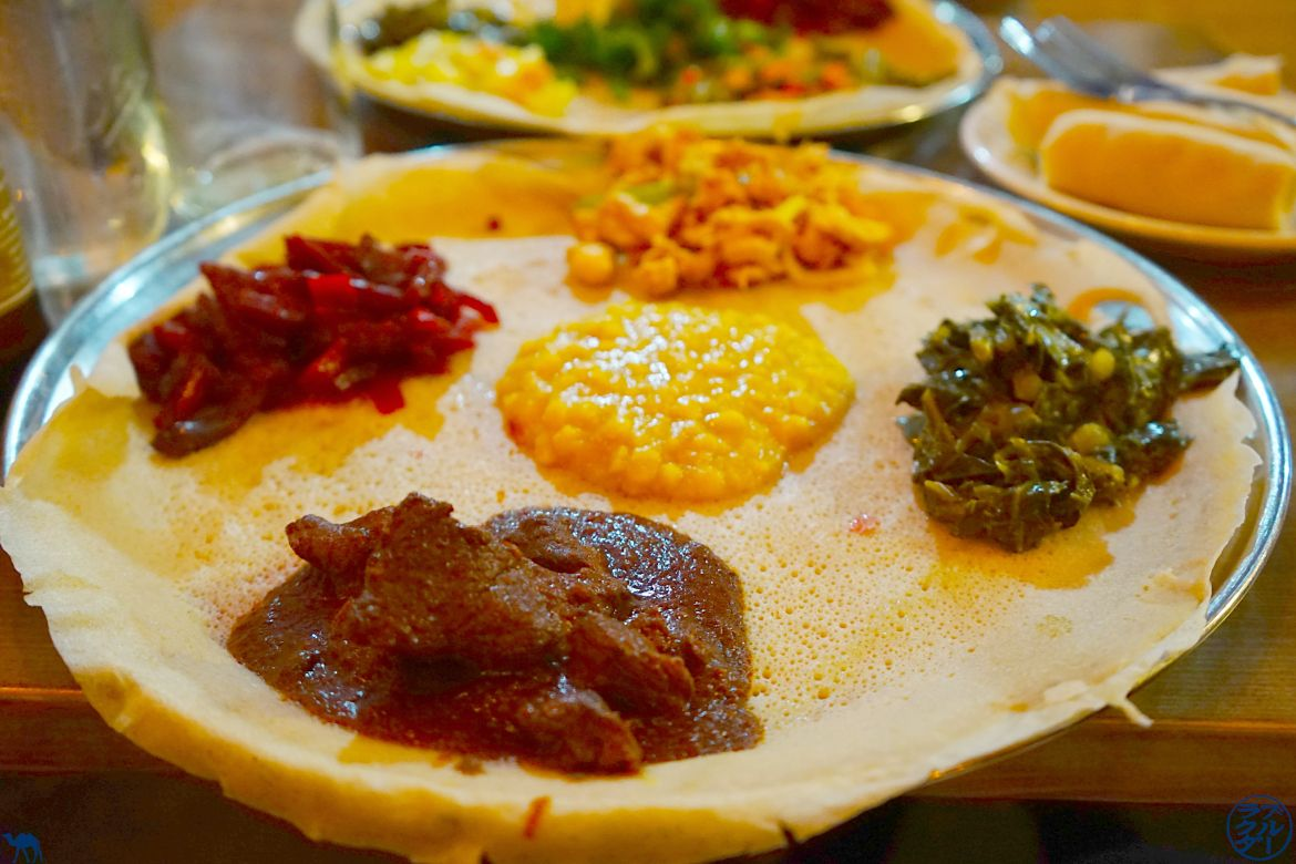 Le Chameau Bleu - Blog Voyage New York - Plats Ethiopien - Awash Brooklyn New York USA