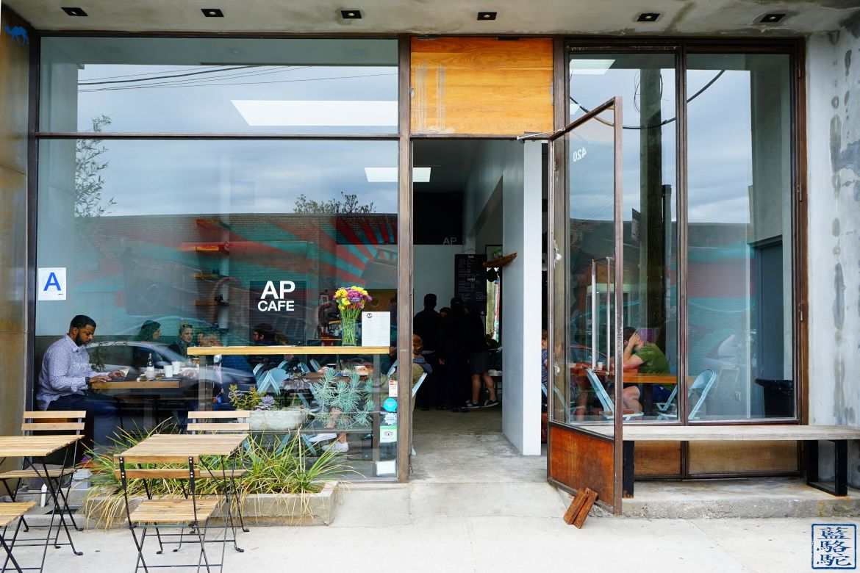 Le Chameau Bleu - Street Art Bushwick - AP Cafe - Pause café à Brooklyn