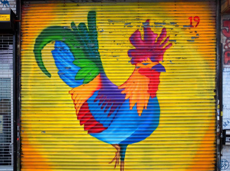 Le Chameau Bleu -Blog Voyage New York City - CoCorico - Street Art à Bushwick New York Usa