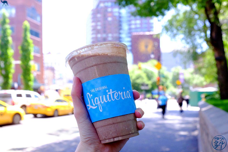 Le Chameau Bleu - Blog Voyage New York City - Bar à jus de la Liquiteria - Coffee and Cocoa