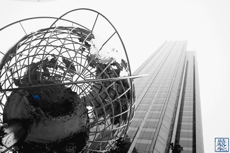 Le Chameau Bleu - Blog Voyage et gastronomie - Voyage à New York Visite du Colombus Circle - USA