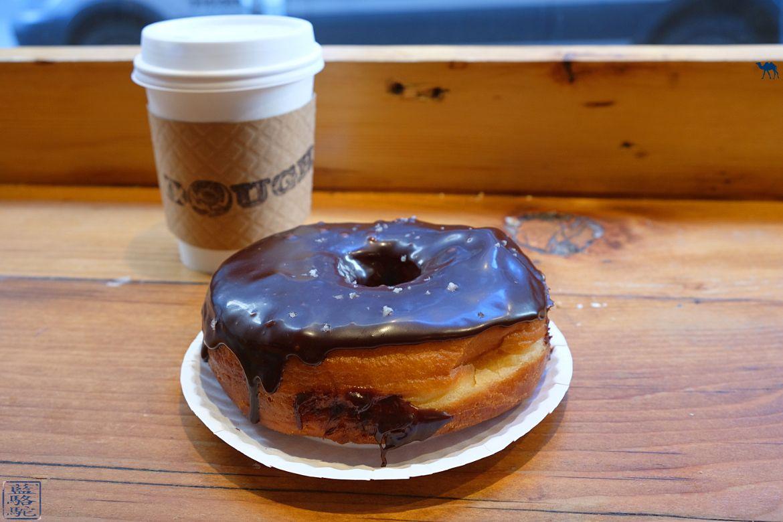 Le Chameau Bleu - Blog Voyage New York - Donut de Dough à New York - Sélection d'adresse de Donuts à New York