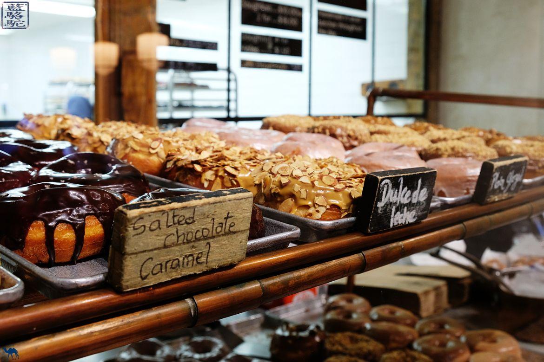 Le Chameau Bleu - Blog Voyage New York - Notre sélection de magasin de donuts à New York