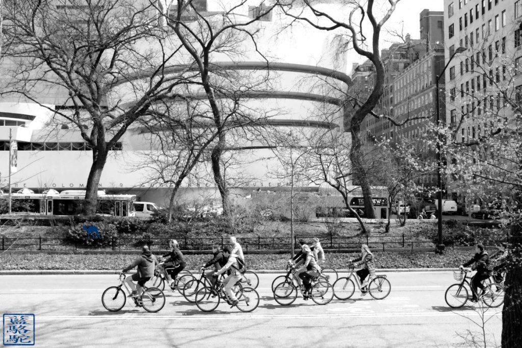 Le Chameau Bleu - Blog Voyage New York City - New York - Visite du Musée GuggenHeim
