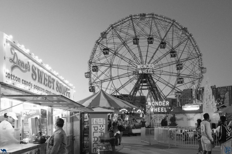 Le Chameau Bleu- Blog Voyage New York - Escapade à Luna Park dans Coney Island
