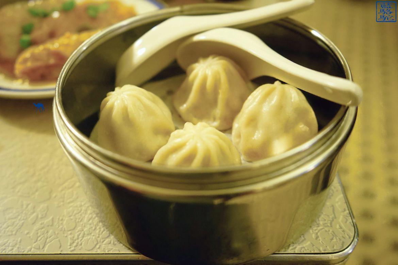 Le Chameau Bleu - Adresse restaurant pas cher New York Nom Wah Tea Parlor - Xiao Long Bao