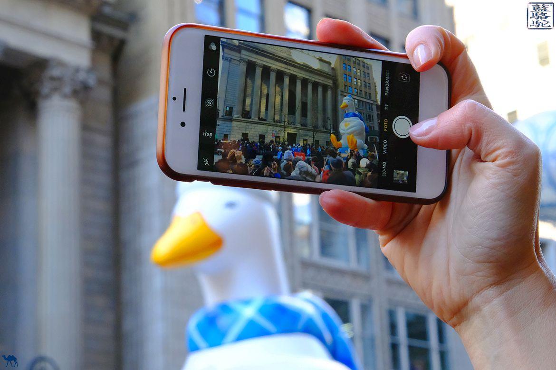 Le Chameau Bleu - Blog Voyage New York City - New York Manhattan - Photo de la parade de Thanksgiving