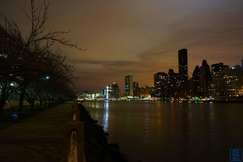 Le Chameau Bleu - Blog Voyage New York City - Balade sur les bords de Roosevelt Island