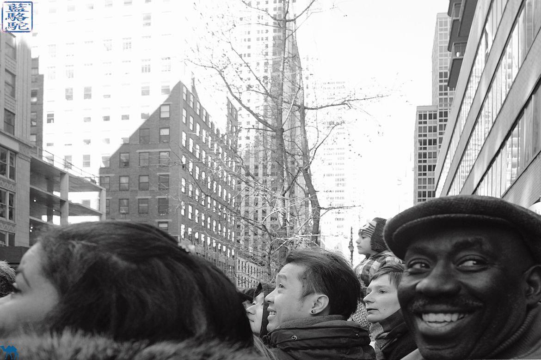Le Chameau Bleu - Blog Voyage New York City - New York Spectateur de la Macy's Thanksgiving Parade