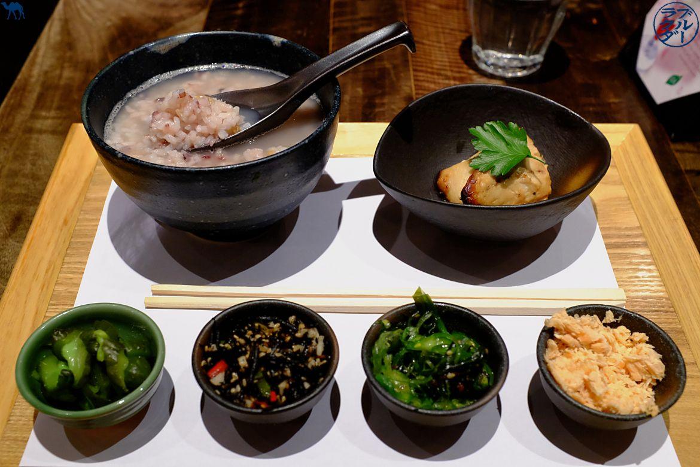 Le Chameau Bleu - Blog Voyage New York City Repas de Cha An salon de thé Japonais à New York USA