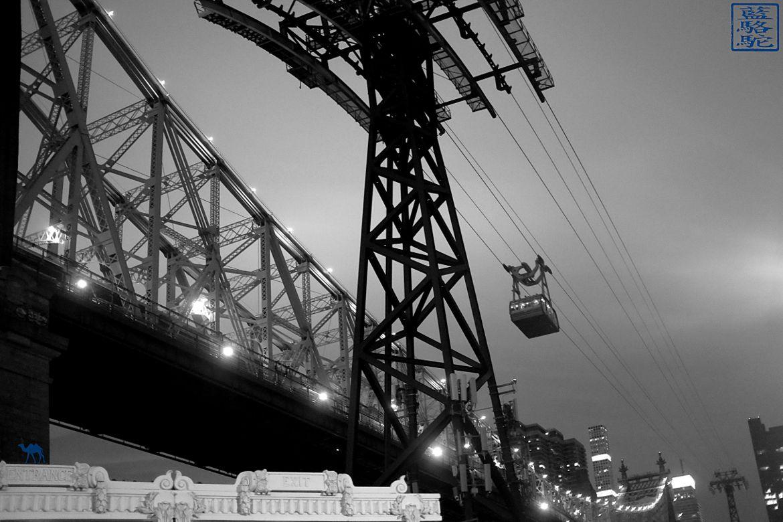 Le Chameau Bleu - Blog Voyage New York City - New York - Téléphérique de Roosevelt Island