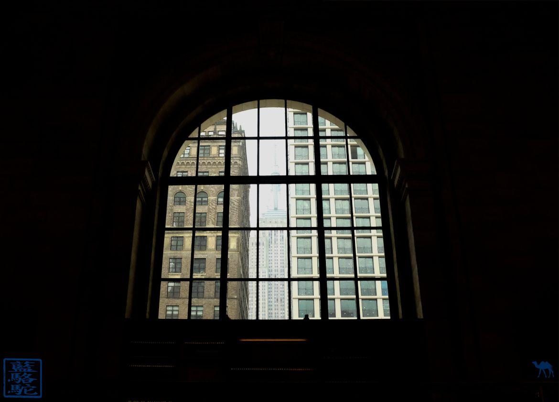 Le Chameau Bleu - Blog Voyage New York - Fenêtre sur NYPL