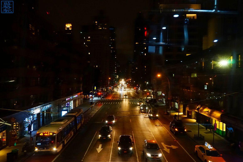 Le Chameau Bleu - Blog Voyage New York City - New York - Vue depuis le Téléphérique de Roosevelt Island