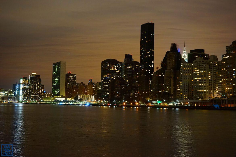 Le Chameau Bleu - Blog Voyage New York City - Escapade sur Roosevelt Island