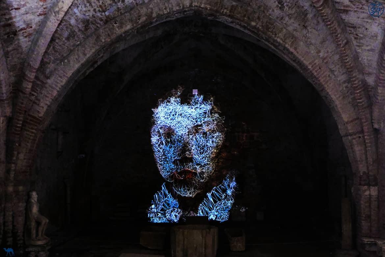 Le Chameau Bleu - Blog Voyage et Cuisine - Oeuvre Musée Ingres Bourdelle Montauban