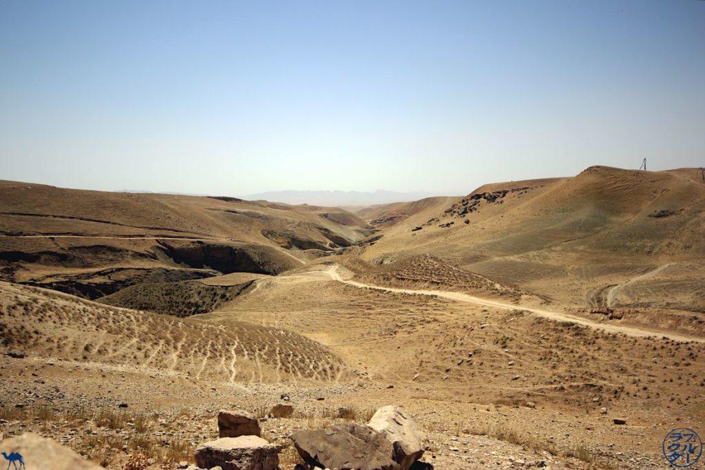 Le Chameau Bleu - Voyage en Ouzbékistan - Desert de Boysun