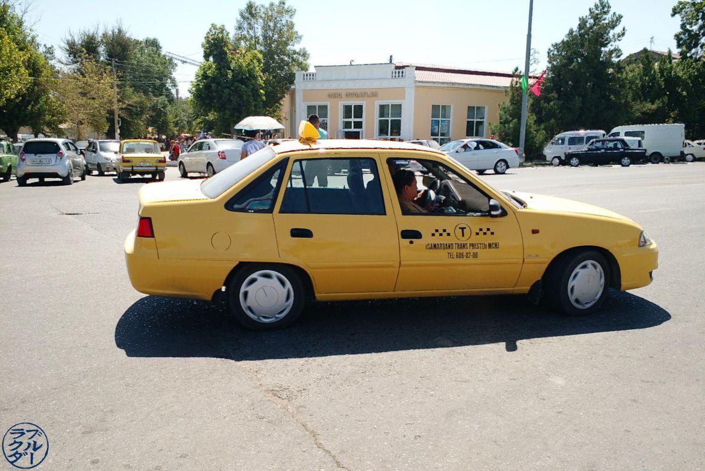 Le Chameau Bleu - Blog Voyage Informations sur l'Ouzbékistan - Taxi Ouzbek- Voyage en Ouzbékistan Conseil