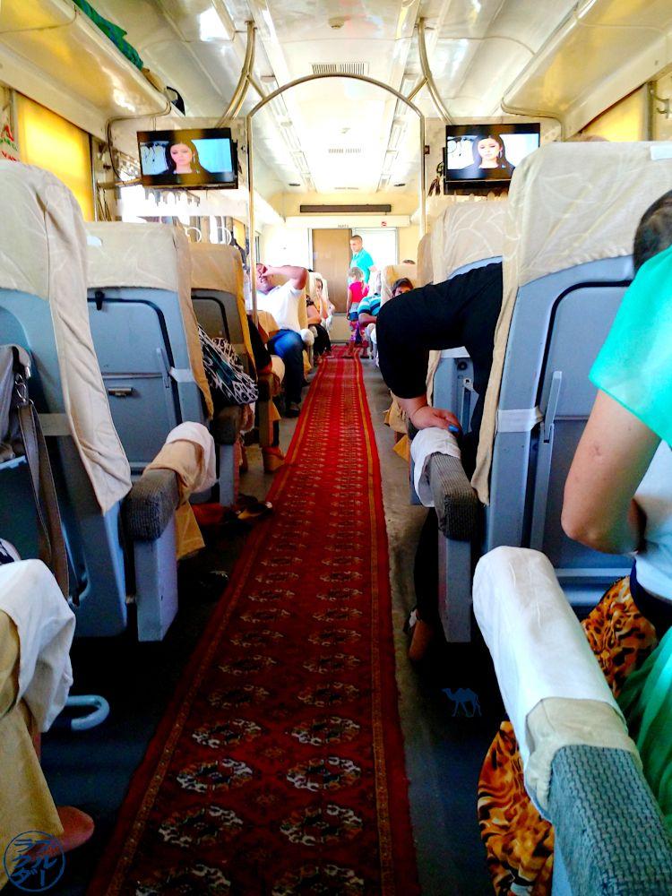 Le Chameau Bleu - Blog Voyage Ouzbékistan - trains ouzbeks - Voyage en Ouzbékistan conseil