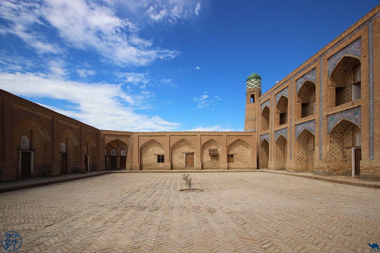 Le Chameau Bleu - Blog Voyage Ouzbékistan - Khiva