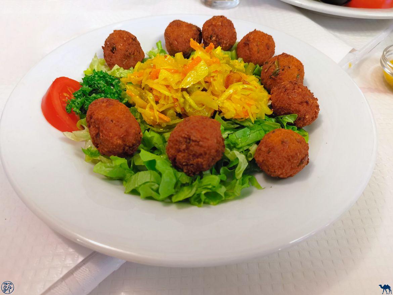 Le Chameau Bleu - Blog Gastronomie - Restaurant Paris- Accras de morue à la charrette créole