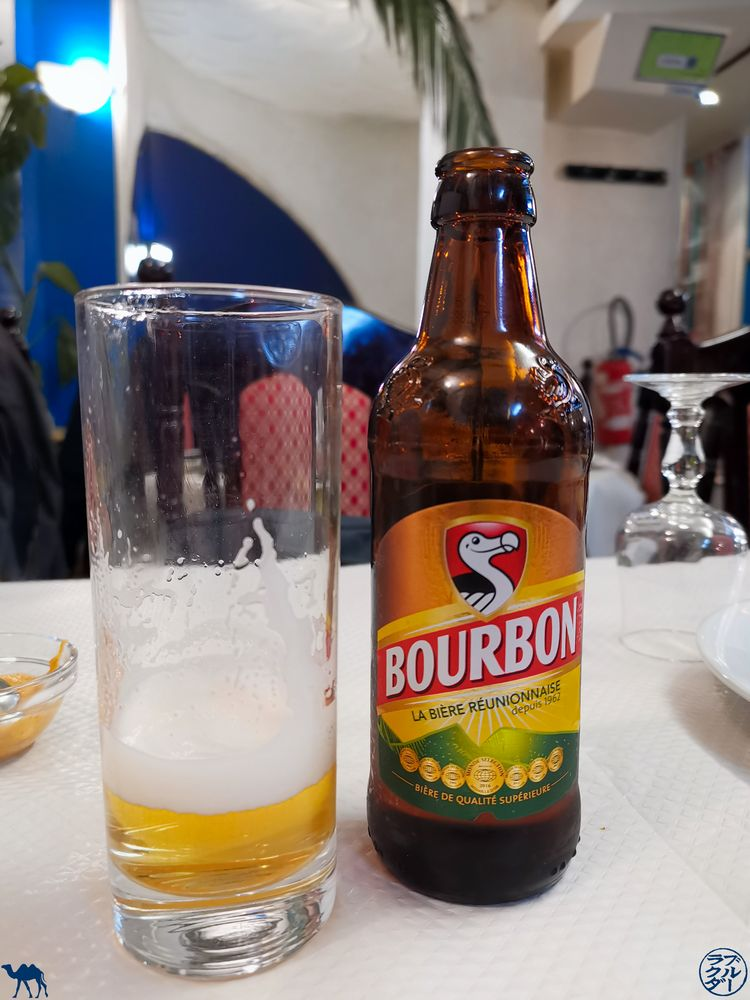 Le Chameau Bleu - Blog Gastronomie - Biere Bourbon à la charrette créole à Paris