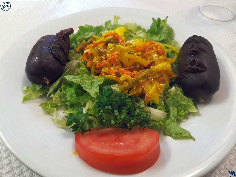 Le Chameau Bleu - Blog Gastronomie - Restaurant Paris- Boudin créole à la charrette créole Paris
