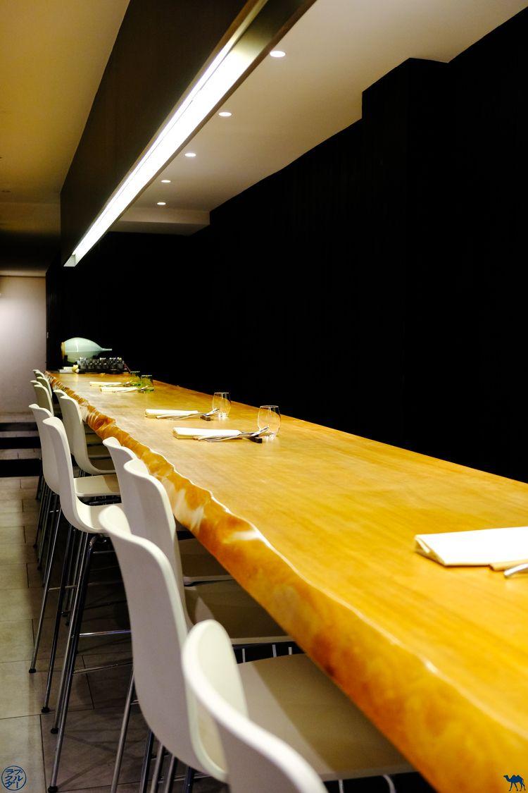 Le Chameau Bleu - Blog Gastronomie et Voyage - Restaurant Gastronomique Paris Le Clos Y - Le Bar