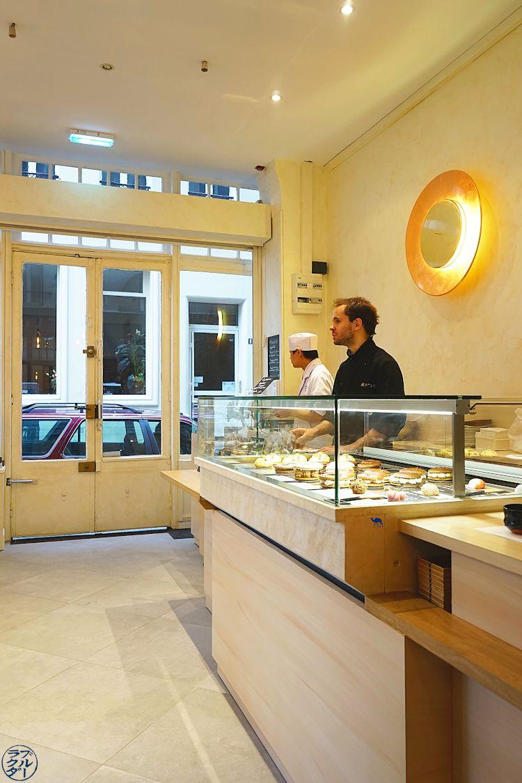 Le Chameau Bleu - Blog Gastronomie Tomo Paris Le comptoir de Tomo Paris Délicatessen Japonais