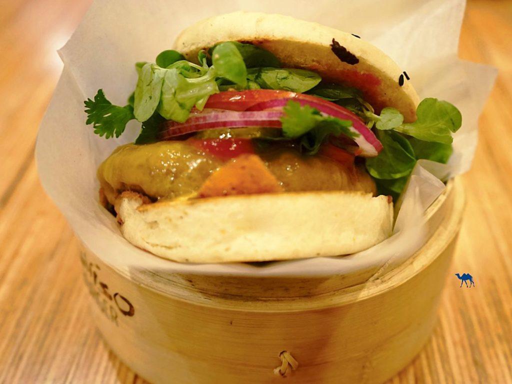 Le Chameau Bleu - Blog Gastronomie - Bonne adresse Burger Paris