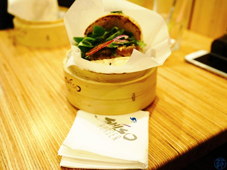 Le Chameau Bleu - Restaurant Shiso Burger Paris - restaurant fusion japonais