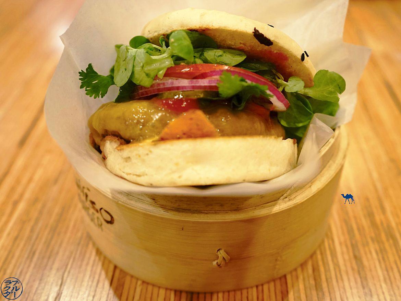 Le Chameau Bleu - Blog Gastronomie et Voyage - Chili Lemon Burger- Restaurant Shiso Burger Paris - Burger Asiatique