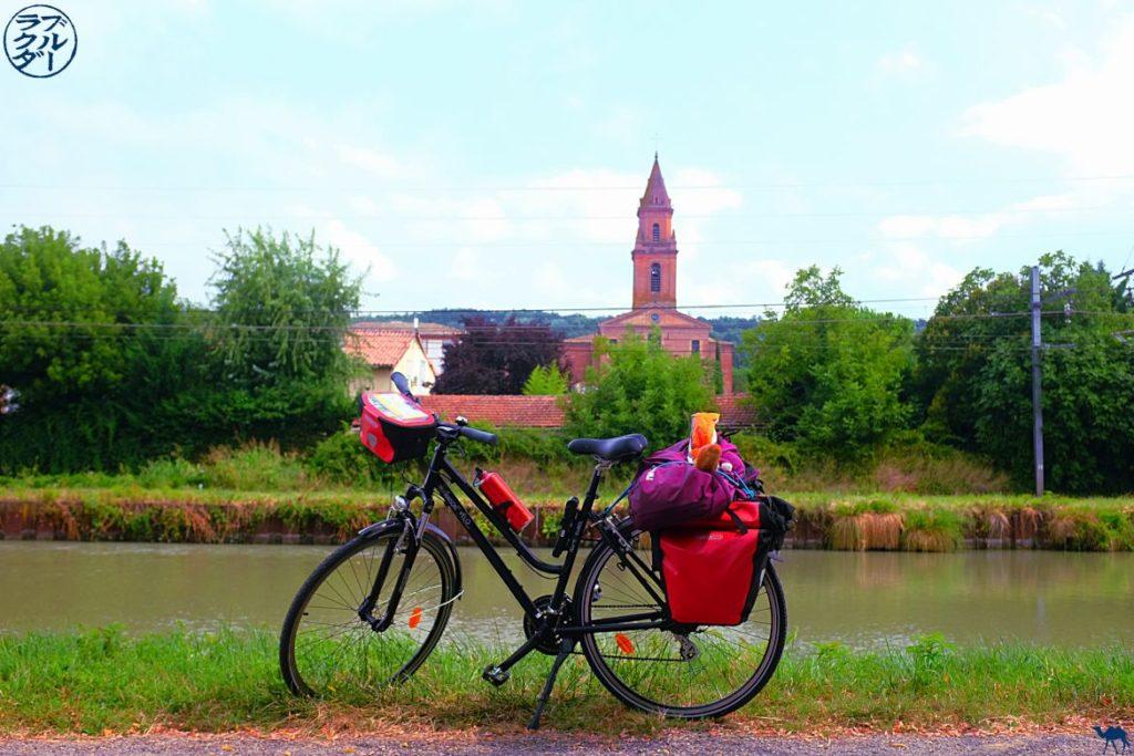 Le Chameau Bleu - Blog Voyage Vélo Le Canal des 2 mers - Périple en vélo dans le sud ouest de la France