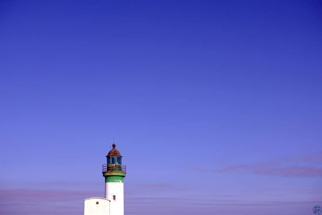 Le Chameau Bleu - Blog Voyage et Photo - Phare Le Tréport