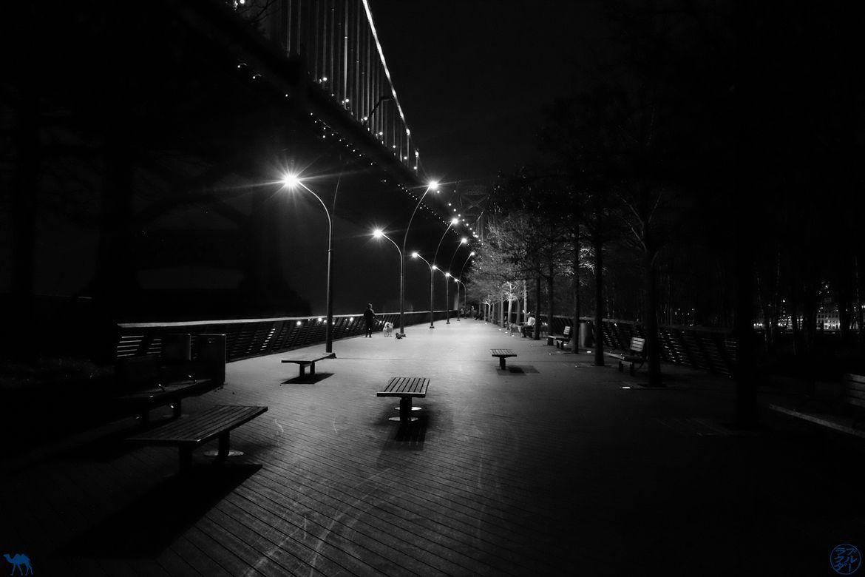Le Chameau Bleu - Blog Voyage Philadelphie - Pont Franklin