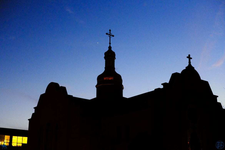 Le Chameau Bleu - Blog Voyage Philadelphie USA - Eglise