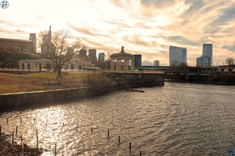 Le Chameau Bleu - Blog Voyage Philadelphie USA - Un matin sur Philadelphia