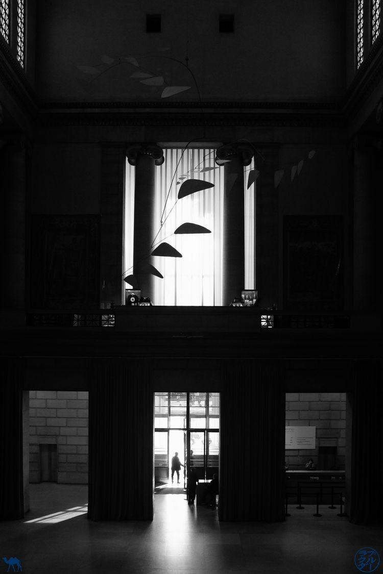 Le Chameau Bleu - Blog Voyage Philadelphie - Musée d'Art