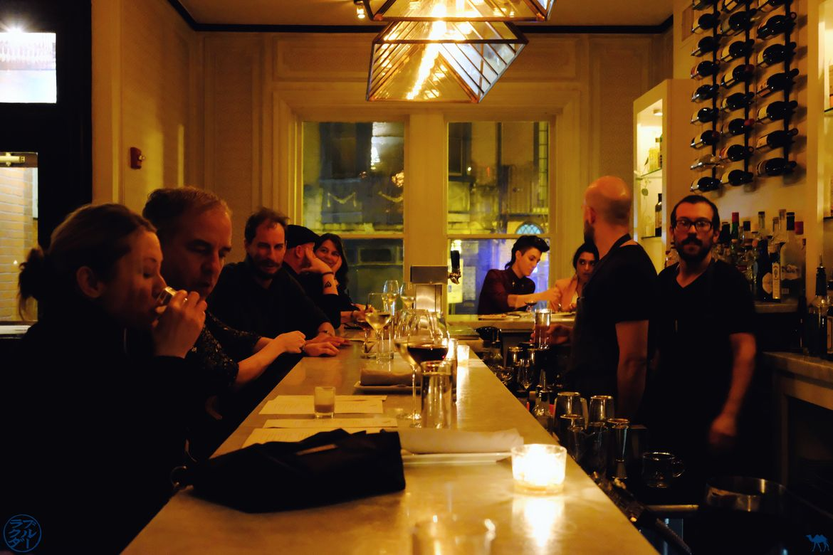 Le Chameau Bleu - Blog Voyage Philadelphie USA - Restaurant Wedge
