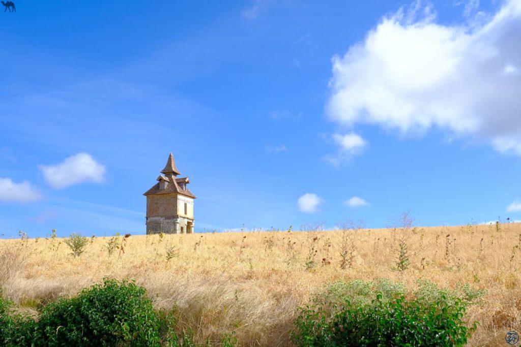 Le Chameau Bleu - Blog Voyage et Gastronomie - Pigeonnier - Tarn et Garonne