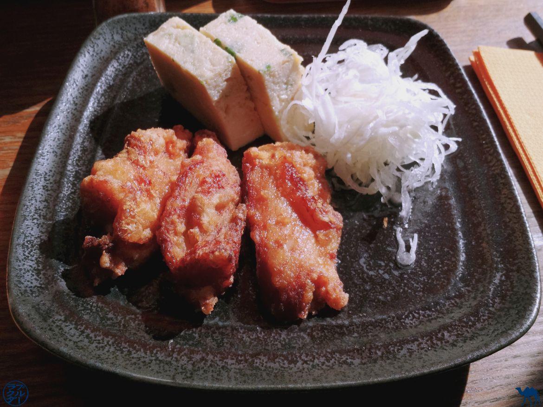 Le Chameau Bleu - Blog Gastronomie - Repas à Sanukiya - Restaurant de Udons à Paris - Entrées