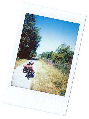 Le Chameau Bleu - Blog Voyage à Vélo France- Polaroid du Tarn Et Garonne