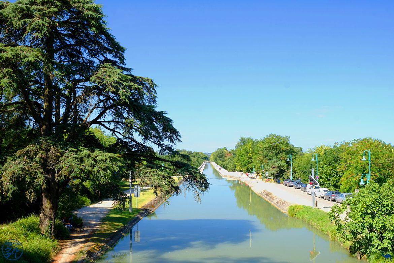 Le Chameau Bleu - Blog Voyage Photo du Lot et Garonne - Pont Canal d'Agen